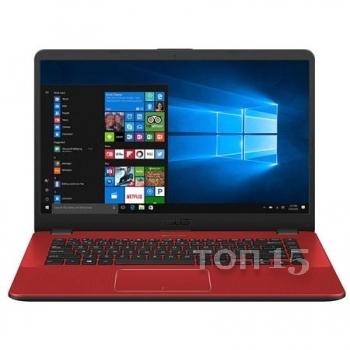 Ноутбуки ASUS X505BA-RH96-RD