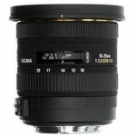 Объективы SIGMA 10-20mm f/3.5 EX DC FOR CANON