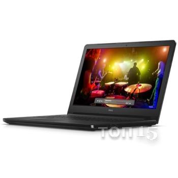 Ноутбуки DELL INSPIRON 15 5566 (FTPJX) (i7-7500U / 16GB RAM / 512GB SSD / INTEL HD GRAPHICS / HD / WIN10)