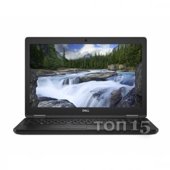 Ноутбуки DELL LATITUDE 15 5590 (K7G13) (I7-8650U / 8GB RAM / 256GB SSD / INTEL UHD GRAPHICS 620 / FHD / WIN10)