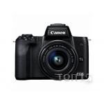 Цифровые фотоаппараты CANON EOS M50 EF-M 15-45 IS STM KIT BLACK