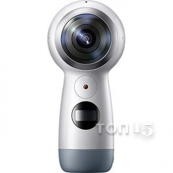 Цифровые видеокамеры SAMSUNG GEAR 360 (SM-R210NZWAXAR)