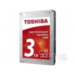 Жёсткие диски TOSHIBA P300 3TB 3.5 (HDWD130XZSTA)