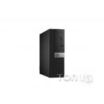 Настольные компьютеры DELL OPTIPLEX 7050 MINI TOWER BTX (I7-7700 / 16GB RAM / 256GB SSD /  RADEON R7 450 4GB / WIN10 PRO)