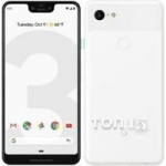 Смартфоны GOOGLE PIXEL 3 XL 64GB CLEARLY WHITE GA00470-US