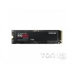 SSD диски SAMSUNG SSD970 PRO 1TB NVMeM.2 (MZ-V7P1T0BW)