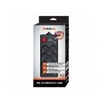 Кабели и переходники REAL-EL RS-8 PROTECT USB 3m BLACK