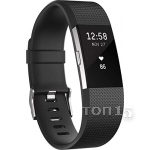 Smart часы FITBIT CHARGE 2 (BLACK) HEART RATE + FITNESS WRISTBAND