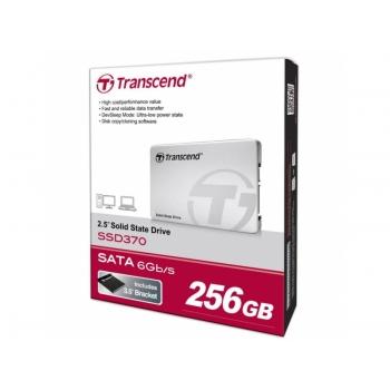 TRANSCEND SSD 2.5 256GB (TS256GSSD370S)