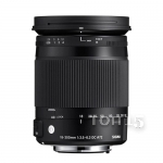 Объективы SIGMA 18-300mm f/3.5-6.3 DC MACRO OS HSM FOR SIGMA