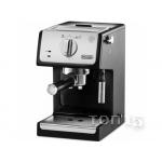 Кофеварки DELONGHI ECP33.21BK SILVER