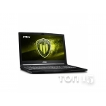 Ноутбуки MSI WE63 8SJ WORKSTATION (WE638SJ-280US)