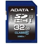Карты памяти ADATA SDHC 32GB CLASS 10 (ASDH32GUICL10-R)