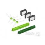 Аксессуары  к пылесосам IROBOT ROOMBA CLEANING REPLENISHMENT KIT FOR i7 / i7+ SERIES (4639168)