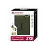 Внешние HDD TRANSCEND 2TB USB 3.1 (TS2TSJ25M3G)