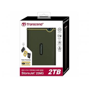 TRANSCEND 2TB USB 3.1 (TS2TSJ25M3G)