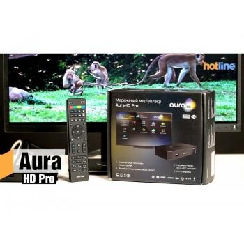 HD Медиа плееры AURA HD PRO WIFI