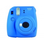 Камеры моментальной печати FUJIFILM INSTAX MINI 9  INSTANT FILM CAMERA COBALT BLUE