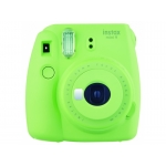 Камеры моментальной печати FUJIFILM INSTAX MINI 9  INSTANT FILM CAMERA LIME GREEN