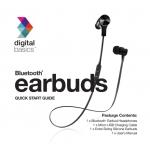 Наушники DIGITAL BASICS BLUETOOTH EARBUDS (006-9157-1116)