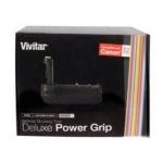 Аксессуары к камерам VIVITAR DELUXE POWER GRIP FOR CANON EOS 70D/80D (VIV-PG-80D)