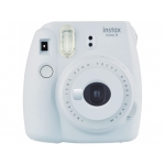 Камеры моментальной печати FUJIFILM INSTAX MINI 9 SMOKY WHITE (ВИТРИНА)