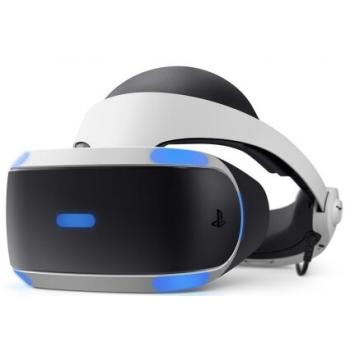 Шлемы VR SONY PLAYSTATION VR (CUH-ZVR2) (БЕЗ ТРАНСПОРТИРОВОЧНОЙ КОРОБКИ)