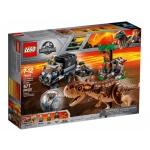 LEGO LEGO JURASSIC WORLD CAMOTAURUS GYROSPHERE ESCAPE (75929)