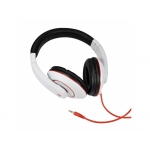 Наушники AUDIO COUNCIL PREMIER DJ EDITION BLACK AND WHITE