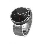 Smart часы MOTOROLA MOTO 360 (1ST GEN) 46MM SMARTWATCH 18MM BAND LIGHT CHROME (MOTO360NTL18MTL)