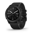 Smart часы GARMIN TACTIX DELTA SAPPHIRE EDITION PREMIUM TACTICAL GPS WATCH WITH SILICONE BAND (010-02357-00)