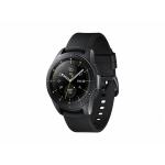 Smart часы SAMSUNG GALAXY WATCH 42mm 4G STAINLESS STEEL - MIDNIGHT BLACK (SM-R815NZKASKC)