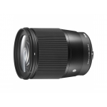 Объективы SIGMA 16mm f/1.4 DC DN FOR CANON EF-M MOUNT CONTEMPORARY