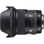 Объективы SIGMA 24mm f/1.4 DG HSM FOR CANON ART
