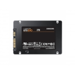 SSD диски SAMSUNG SSD870 EVO 2TB (MZ-77E2T0B/AM)