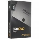 SSD диски SAMSUNG SSD870 QVO 8TB (MZ-77Q8T0B/AM)