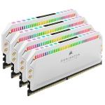 Оперативная память CORSAIR DOMINATOR® PLATINUM RGB 64GB (4 x 16GB) DDR4 DRAM 3200MHz C16 MEMORY KIT WHITE (CMT64GX4M4C3200C16W)