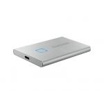 SSD диски SAMSUNG T7 TOUCH 500 GB SILVER (MU-PC500S/WW)