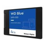 SSD диски WESTERN DIGITAL 4TB BLUE (WDS400T2B0A)